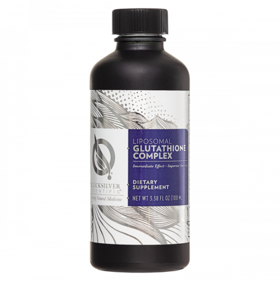 Quicksilver Scientific Liposomal Glutathione Complex