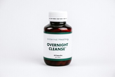OVERNIGHT CLEANSE - Colon Cleanse