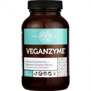 Global Healing Centre Veganzyme - Digestive & Systemic Enzyme