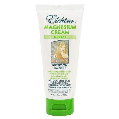 Elektra Magnesium Cream - Herbal - 100g