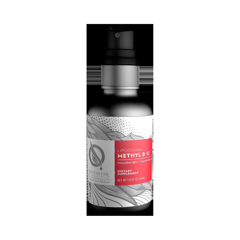 Quicksilver Scienitific Liposomal Methyl B-12