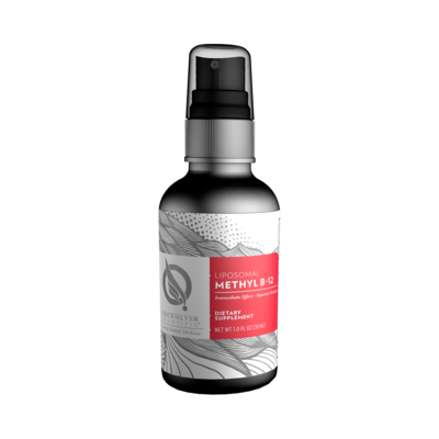Quicksilver Scienitific Liposomal Methyl B-12