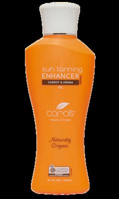 Carols Sun Tanning Enhancer Oil 150ml
