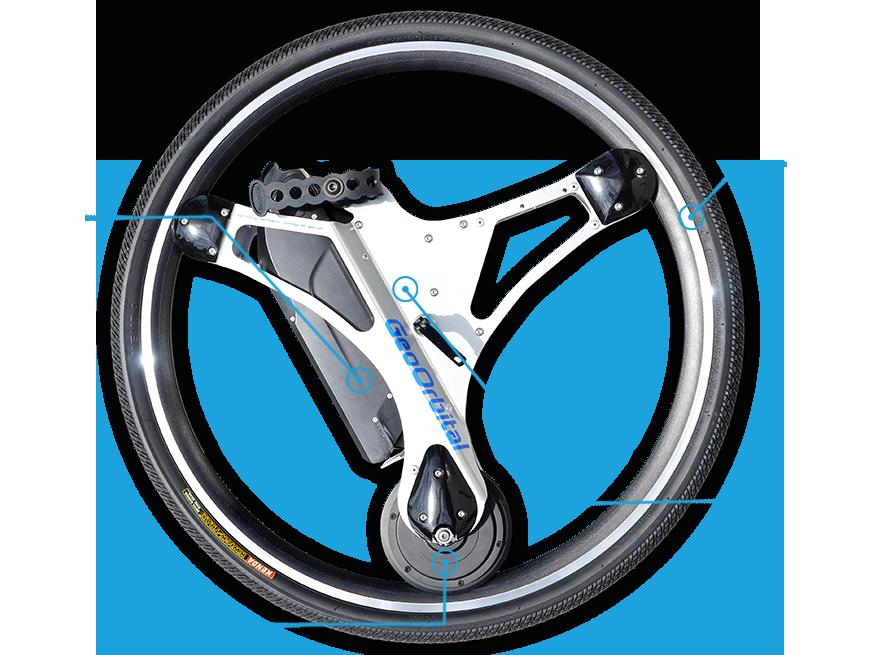 GeoOrbital Wheel