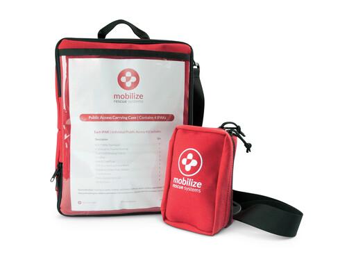 Zoll Mobilize Rescue Systems, Public Access Rescue Station