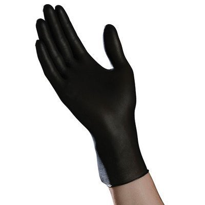 Black Nitrile Glove
