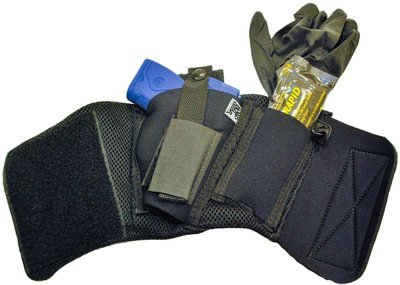 LoadOut Gear Comfort-Air Ankle Holster for Celox Rapid Ribbon