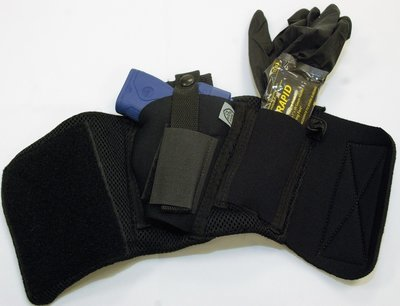 LoudOut Gear Comfort-Air LE Ankle Holster for Celox Ribbon