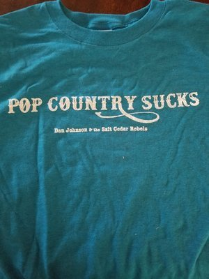 Pop Country Tee