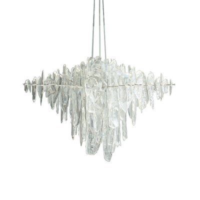 GLACIER DIAMOND CHANDELIER