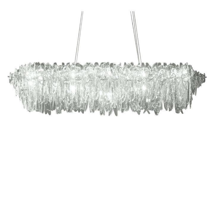 GLACIER STRETCH CHANDELIER