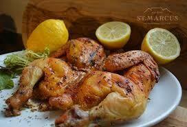 Chicken Spatchcock in Lemon & Herb Sauce - +/- 1.4 kg