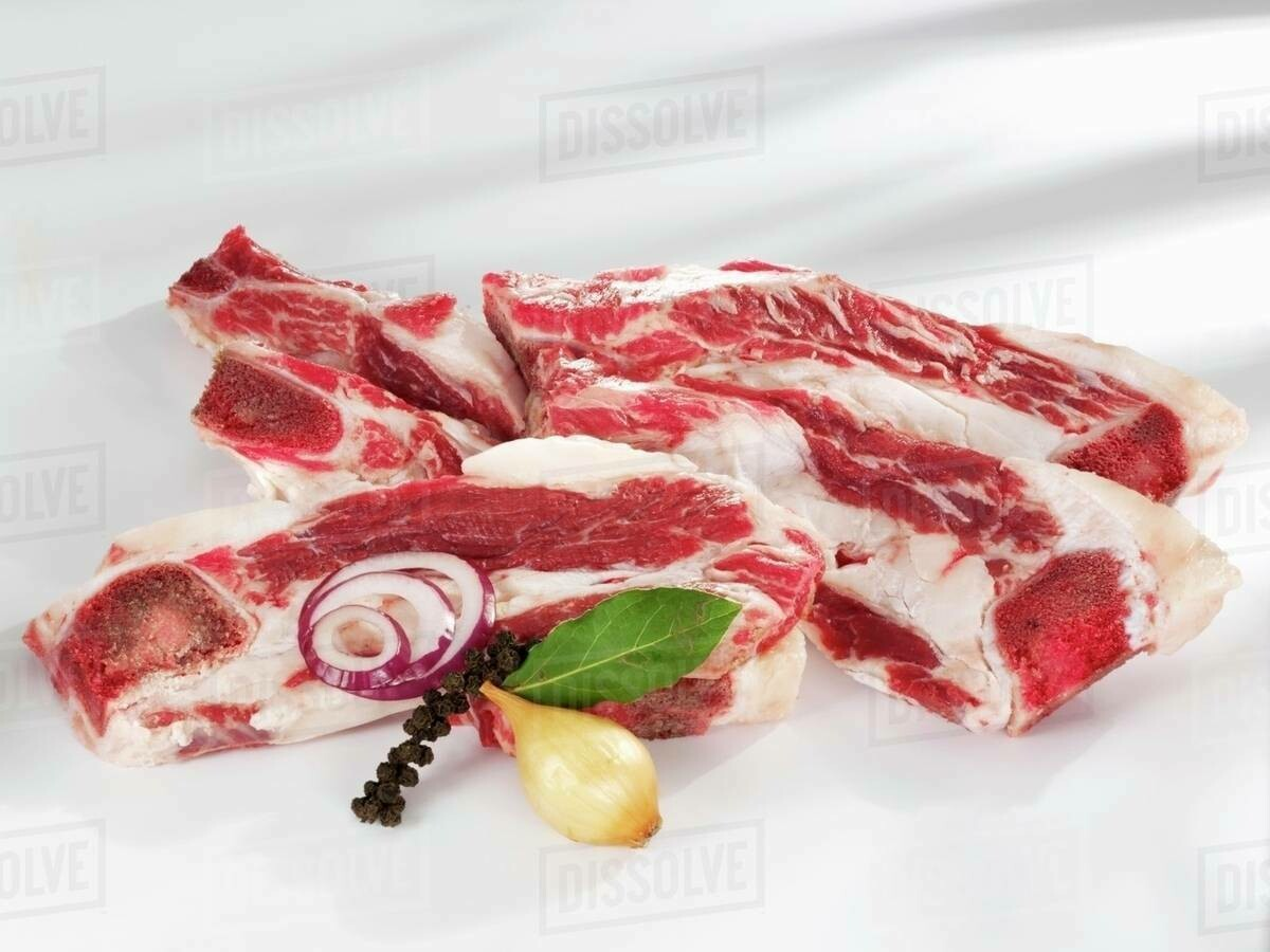 Beef Brisket. Sliced (+/-1kg) on the Bone