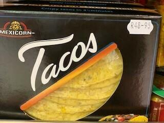 Dry goods- Tacos