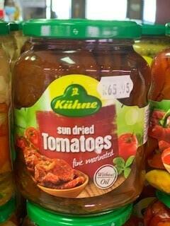 Kuhne- Sun Dried Tomatoes