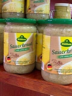 Kuhne- Sauerkraut
