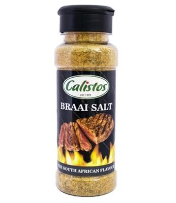 Spices - Calistos Braai Salt 170g