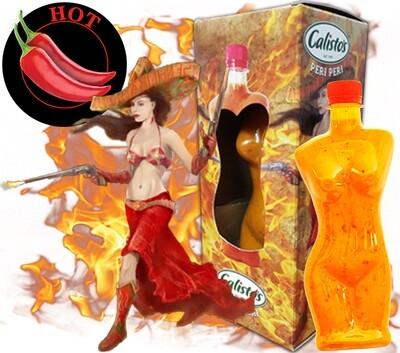 Calistos Peri Peri Sauce - Hot. Senhorita