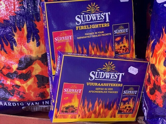 SUDWEST FIRELIGHTERS