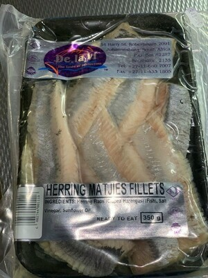 Herring Matjies Fillets-Ready to eat 350g