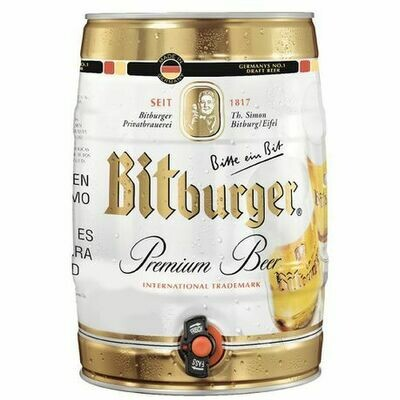 Bitburger Premier Pilsner
