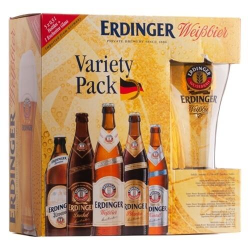 Erdinger Variety Pack- The Perfect Gift