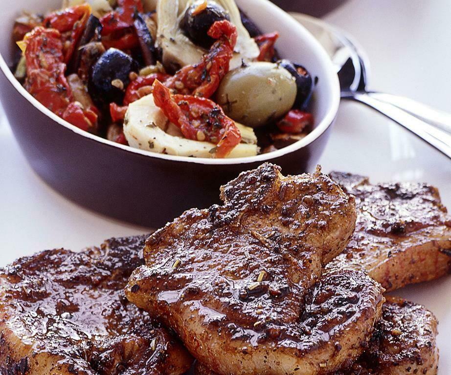 Lamb Chump Chops- Sliced & Frozen (500g)