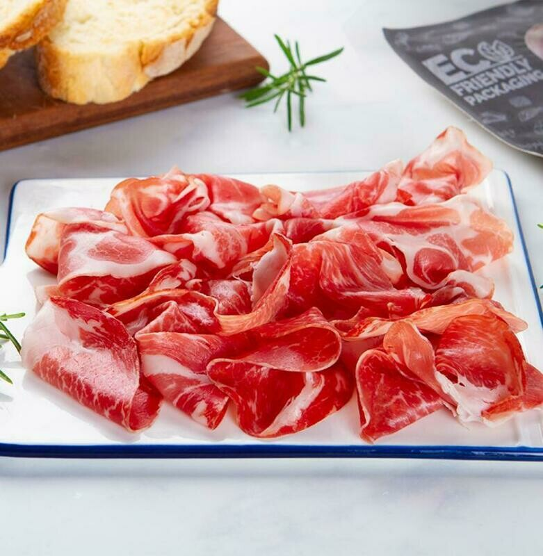 Mediterranean Coppa Stagionata 150g cured pork neck