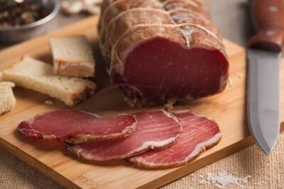 Mediterranean Lonza Stagionata 150g / Air-dried cured pork loin