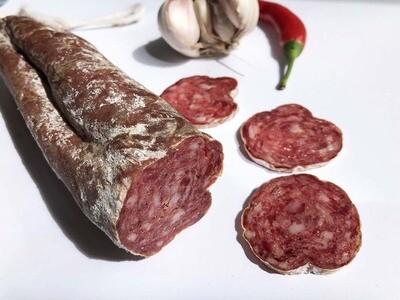 Mediterranean Authentic Italian SALAMI - 150g sliced