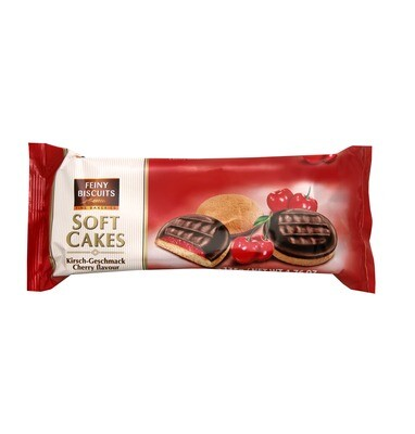 Feiny Biscuits -Softcakes cherry 135g