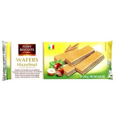Feiny Biscuits -Wafers Hazelnut 250g