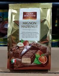 Feiny Biscuits - Mignon Hazelnut 200g
