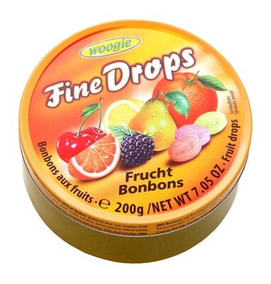 Woogie Fruit Bonbons- 200g