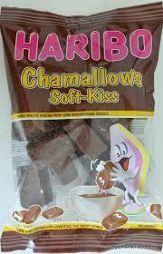 Haribo Chamallows Soft Kiss- 200g