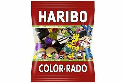 Haribo Gummy Sweets & Liquorice Mix Color-Rado 100g
