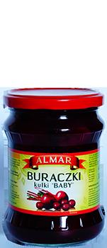 Almar Baby Beetroot-100g
