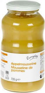 Everyday Mousseline- Apple Sauce 720g
