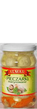 Almar Pickled Champignons-100g
