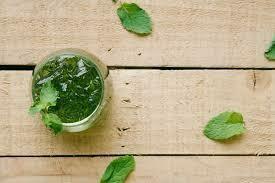 Homemade Mint Jellie - Met Liefde