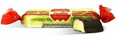 Schluckwerder Marzipan covered in Dark Chocolate - 100g