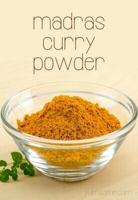 Cape Herb & Spices CURRY ORIGINALS MADRAS Curry Seasoning medium.