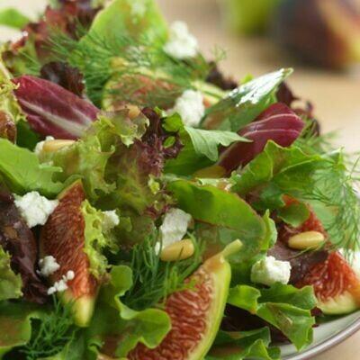 Homemade Caramelized Fig & Ginger Salad Dressing 750ml - Met Liefde