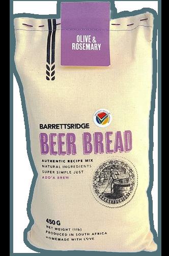Barrettsridge Beer Bread. Olive & Rosemary 450g