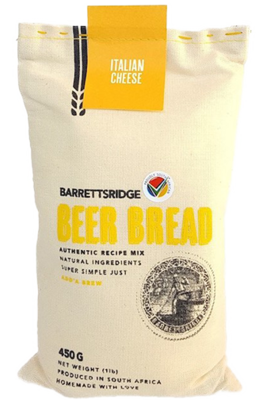 Barrettsridge Beer Bread. Italian Cheese 450g
