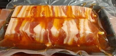 Pork Belly Espetada in Sweet Chilli Sauce -600g