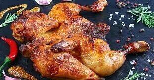 Chicken Spatchcock In Prego Sauce +/- 1.6kg