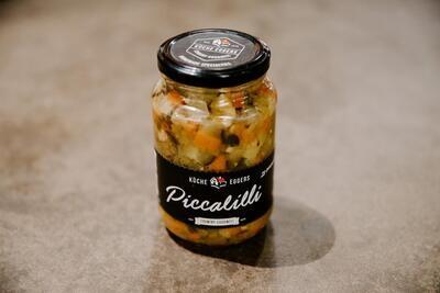 Kuche Eggers Piccalilli 410g