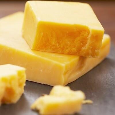 Holsteins Gouda Yellow Cheese +/-220g
