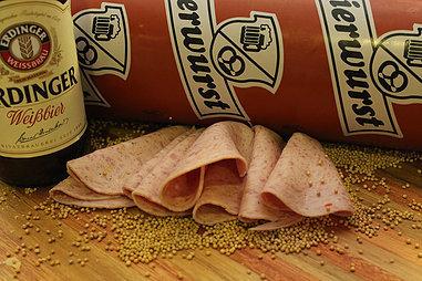 Bierwurst Loaf (+/- 250g)